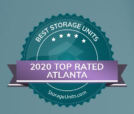 Best Self Storage Units in Atlanta